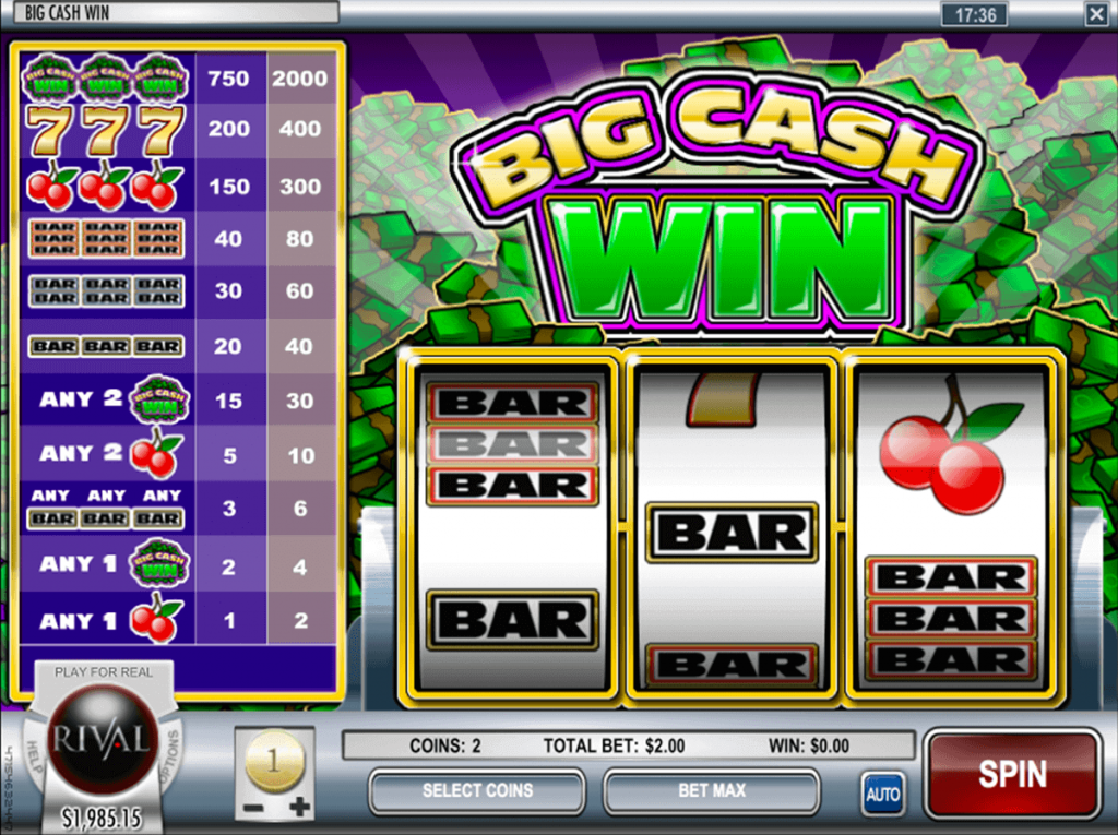 free casino slot games quick hits